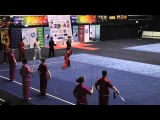 15th European Wushu Championship (Bucharest, Romania)
