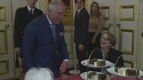 Prince Charles meets surviving Kindertransport refugees