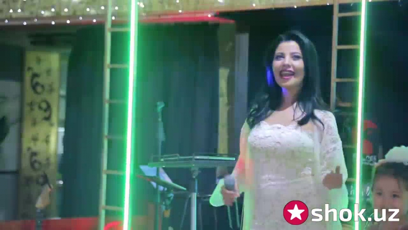 Shahzoda в юбилее сайта - Shok.uz