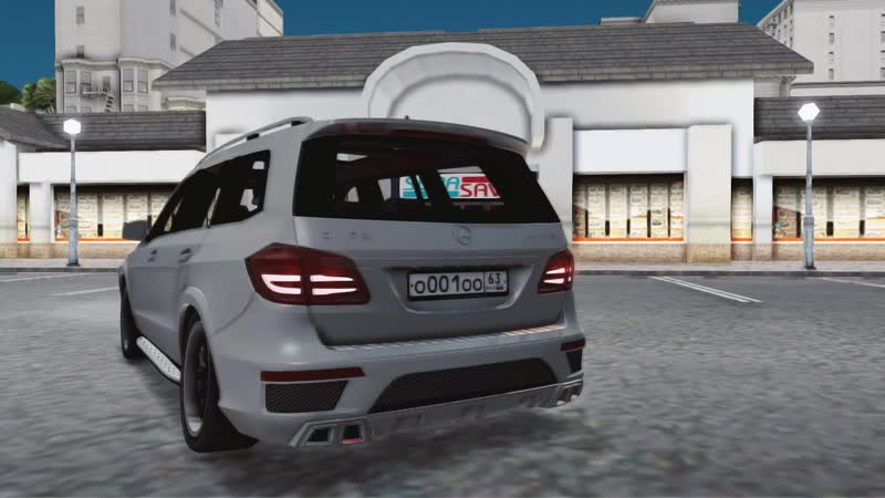 GL63 AMG | Showcase