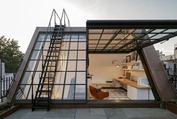 Вдохновляющая крыша