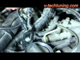 Чип тюнинг Ниссан Патфайндер Nissan Pathfinder 2.5 dCi V-tech Power Box монтаж своими руками