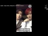 [GOT2DAY 2017 Live] - Марк и Джинён (17 эпизод) (русс. саб)