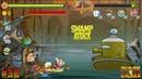 Прохождение игры Swamp Attack (Android) 38 (Стальной Гигант)