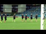 Сборная России по футболу вступает в игру на ЧМ-2014