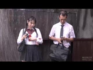 Учитель на улице изнасиловал школьницу японку  азиатка teen asian japanese girl porn sex rapped schoolgirl blow_job rctd-040