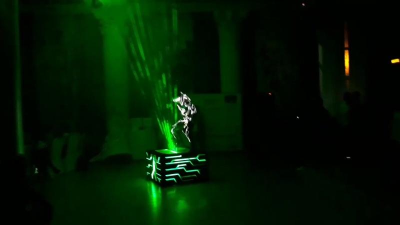 Лазер мэн шоу