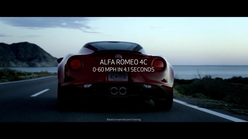 Love Story | Stelvio, Giulia 4C | Alfa Romeo USA