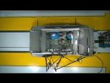 Видео о том, почему задним пассажирам стоит пристегиваться.mp4