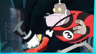 Ducktales promo episode from the confidential Casefiles of agent 22