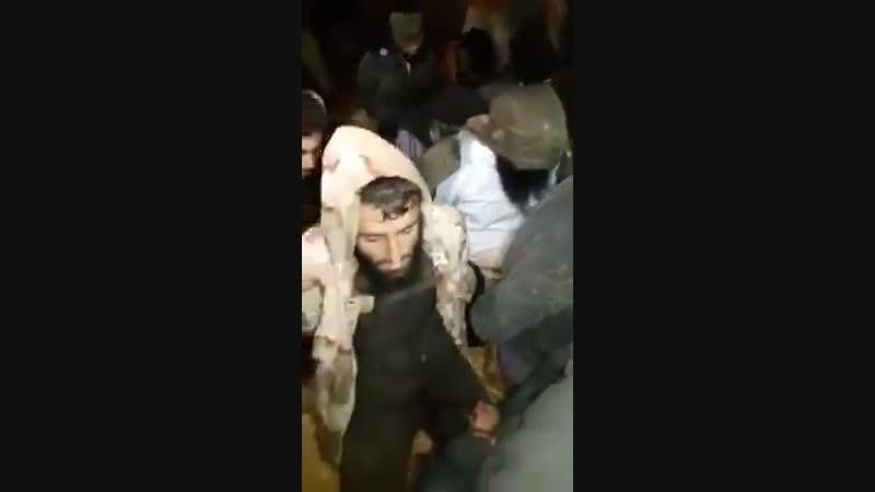 Боевики Зинки захватили в плен боевиков ХТШ в Идлибе