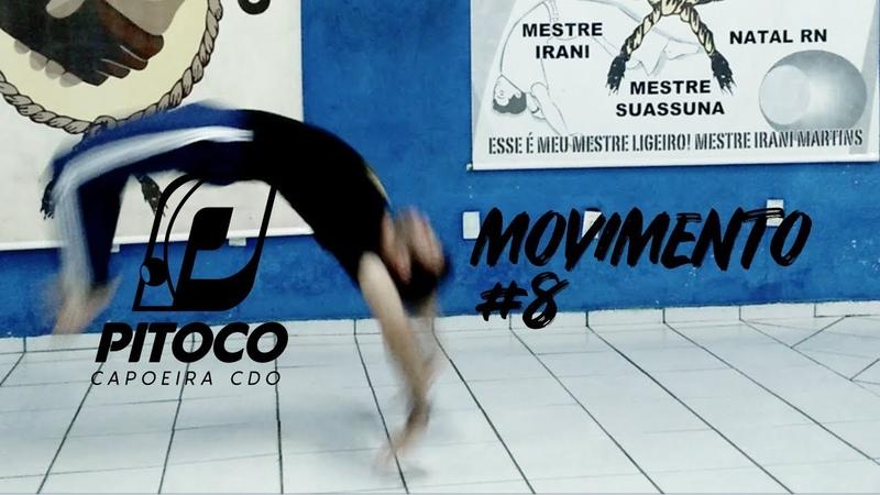 Capoeira - Movimento Pitoco CDO 8
