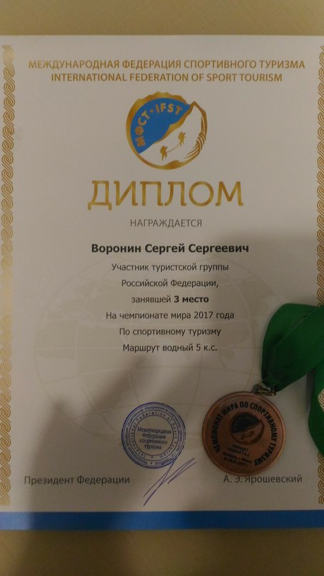 Сергей Воронин | Челябинск
