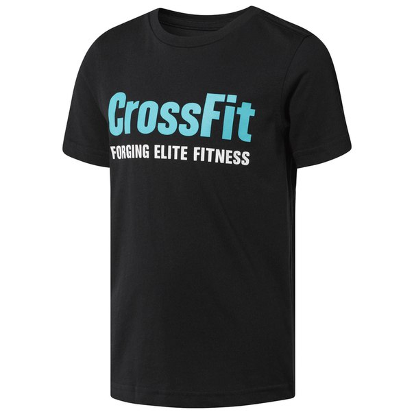 Футболка для мальчиков Reebok CrossFit