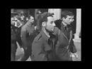How American troups were received by the French population in 1944