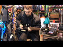 Электрогитара Burny LS-38 Japan Guitar 1999г..