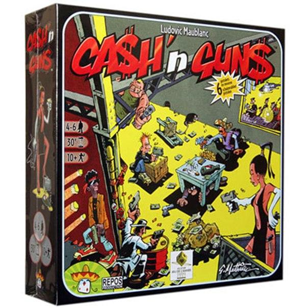 Cashn Guns Гангстеры