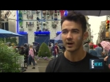 Kevin Jonas Talks Hosting and Jonas Brothers Reunion E! Live from the Red Carpet