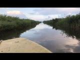 Каналы на лиманах Азовского моря