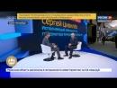 Интервью для канала Россия24 на ПМЭФ 2018