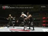Alejandro, El Hijo del Pantera vs. MAZADA, NOSAWA Rongai (WRESTLE-1 - 2018 Tour Flashing Summer - Day 1)