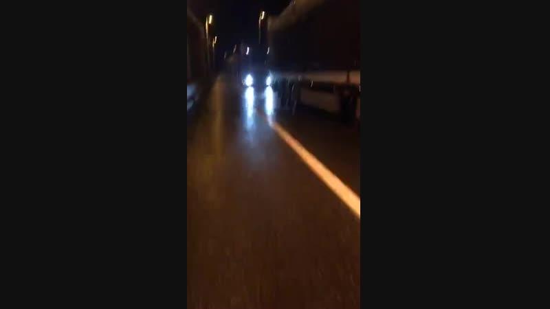Blockade Mont-Blanc-Tunnel haute-Savoie 74