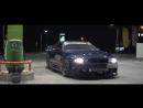 Скользящий в ночи Nissan Skyline R33