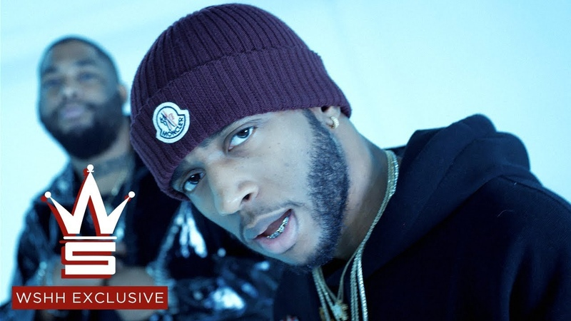 KEY Kenny Beats Feat 6LACK Love On Ice WSHH Exclusive Official Music Video HHH