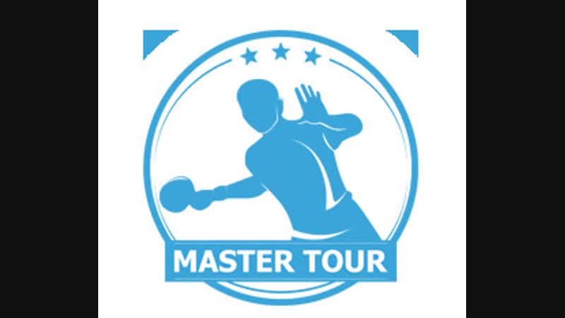 10 ноября состоится 78-й турнир по настольному теннису серии Мастер-Тур среди женщин в формате 7x7
