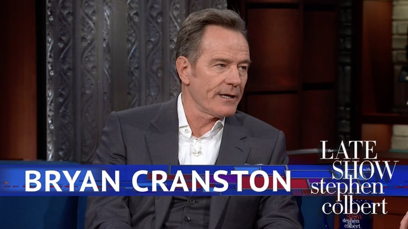 Bryan Cranston Network Shows Us How To Be Mad As Hell