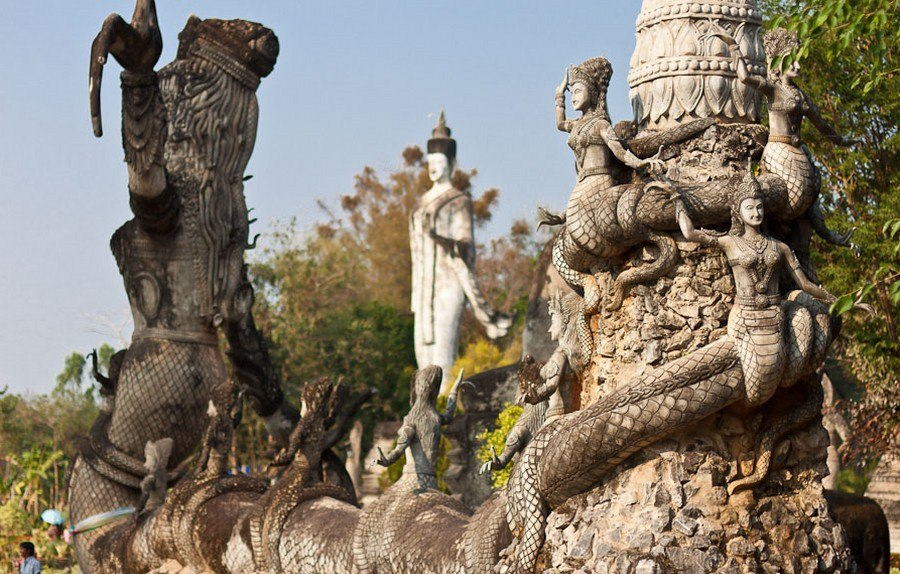 Парк Сала Кеоку. Тайланд NVJS7U-VAAI