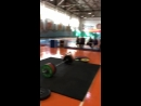 Кабачок тяга рекордная попытка 240 кг