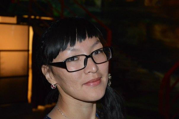 Бальжинима Жамбалова