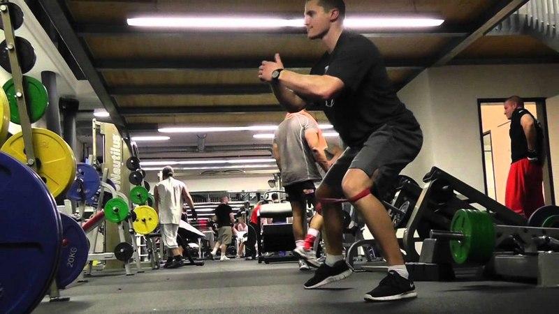 Elite-training.ch: Knee Rehab
