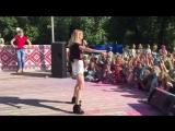 OLISHA - Дай мне (фестиваль красок в Орле)