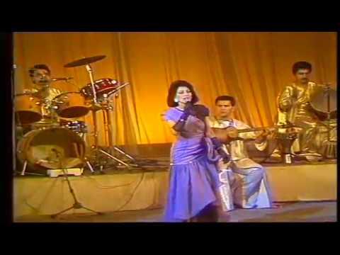 Насиба Абдуллаева - Телеконцерт Баку ВИА Самарканд худ.рук. Бахрам Абдуллаев