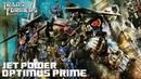 MMTFM-21: Jetpower Optimus Prime (Transformers: Revenge of the fallen)