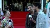 Дима Билан на красной дорожке премии «Дай Пять!»