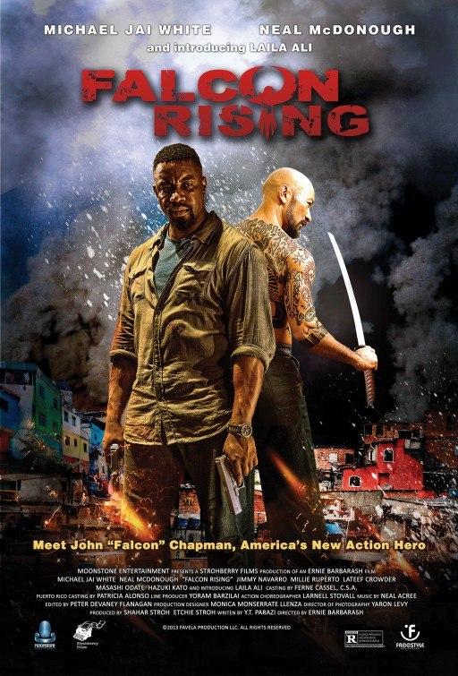 Sakalo Prisikėlimas / Falcon Rising (2014) Online