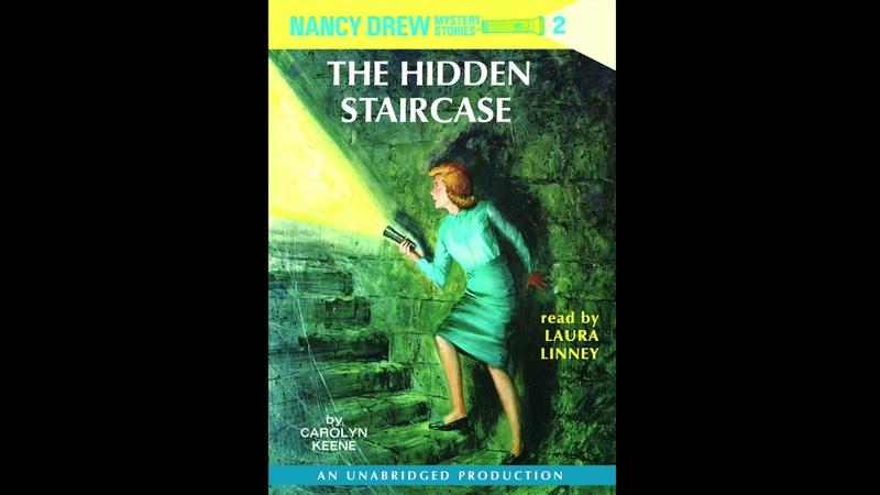 Nancy Drew 2 The Hidden Staircase (Audiobook)