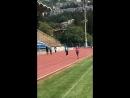 Кубок РК по легкой атлетике,5000м с/х ,второе место
