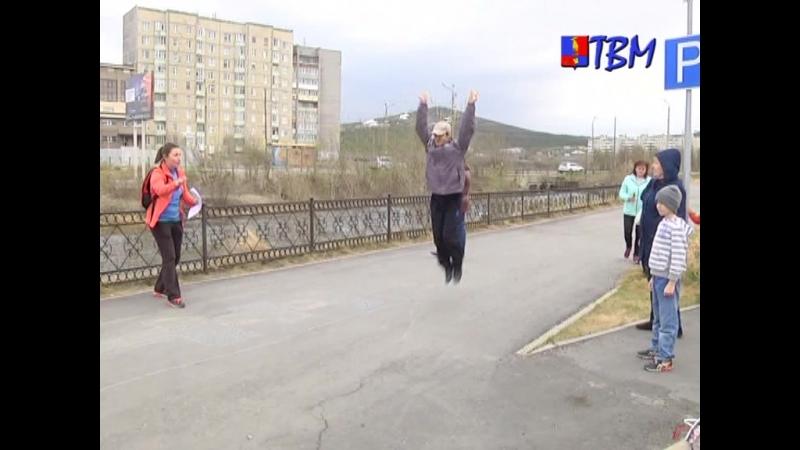 На площадке физкультурно-оздоровительного комплекса «Умка» состоялся большой спортивный праздник для людей с ограниченными возмо