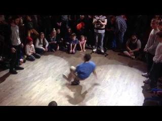 YOLKA 2013 | BBOY PRO 1 vs 1 | TARAS VS SU-ROCK