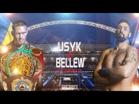 Bellew vs Usyk: Why At Cruiserweight?