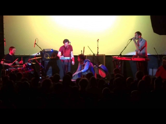 Ramona Falls Russia Live in Ekaterinburg 07 04 0013