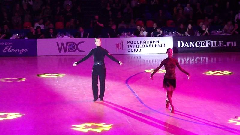 Чемпионат России РТС 2019 Профессионалы Представление