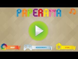 Прохождение игры Paperama Часть 1(TONY) 1 - 24