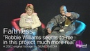 """Faithless – after the release of """"My Culture"""" with Robbie Williams"""