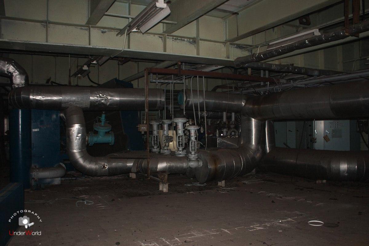 Завод имени Лихачева ЗИЛ. Климатическая камера
