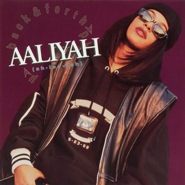 Aaliyah альбом Back & Forth EP